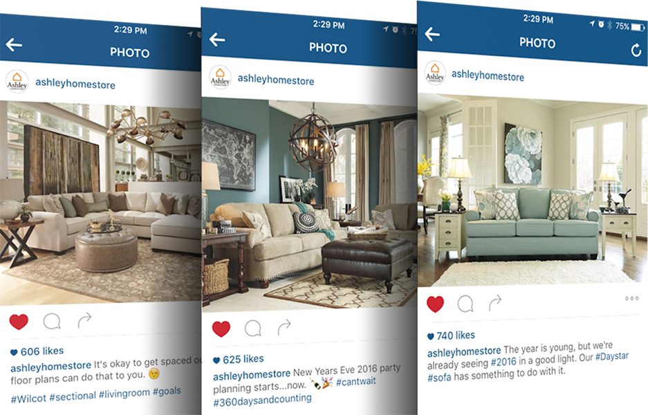 ashley furniture blog   home is a reflection of your style