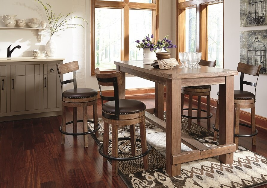 5 Stylish Counter Height Table Styles | Ashley Furniture HomeStore