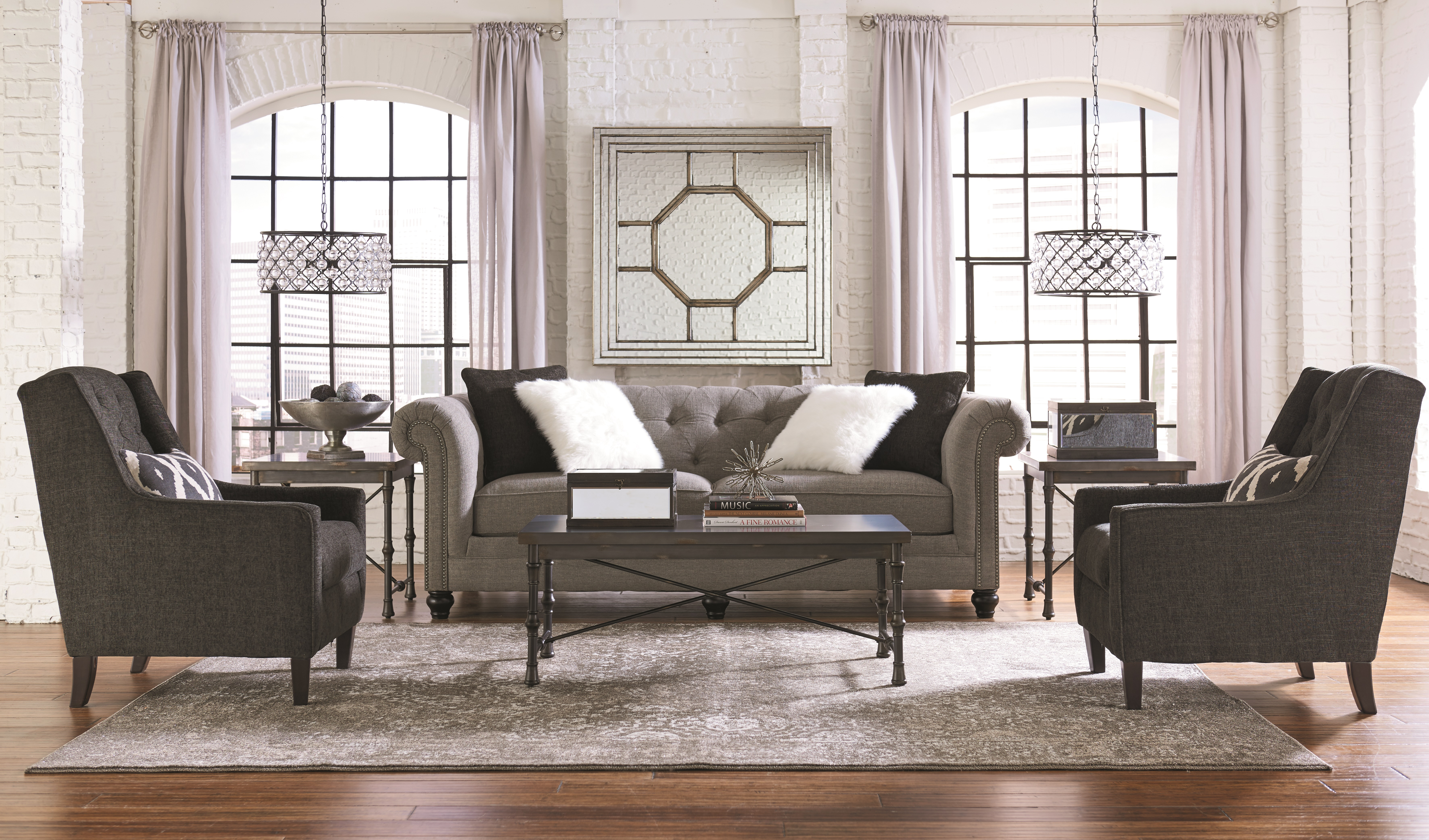 4 Tips For Making A Small Family Room Feel Larger