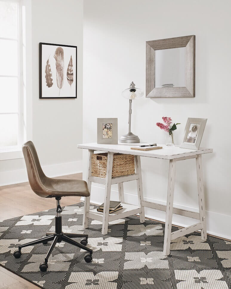 Ashley Furniture Home Store Com: Add Vintage Charm To Your Home Office