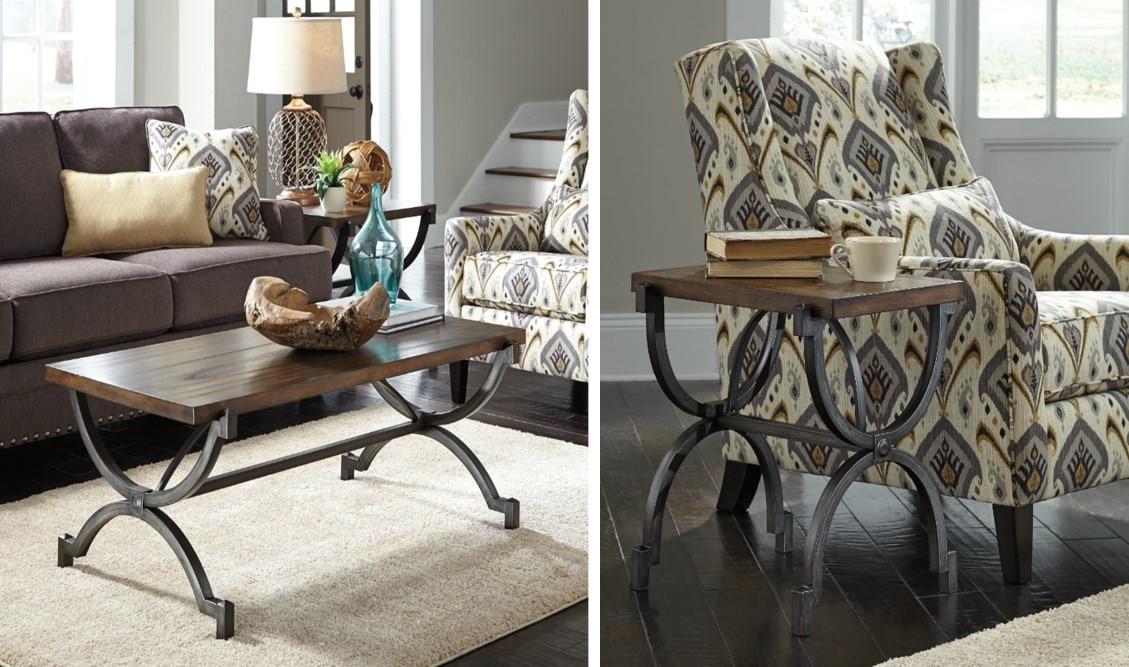 Style File San Francisco Rustic Furniture Creates