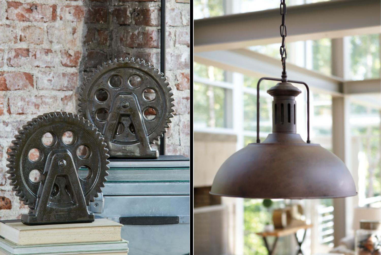 Home Accent Sculpture - Famke Pendant Light