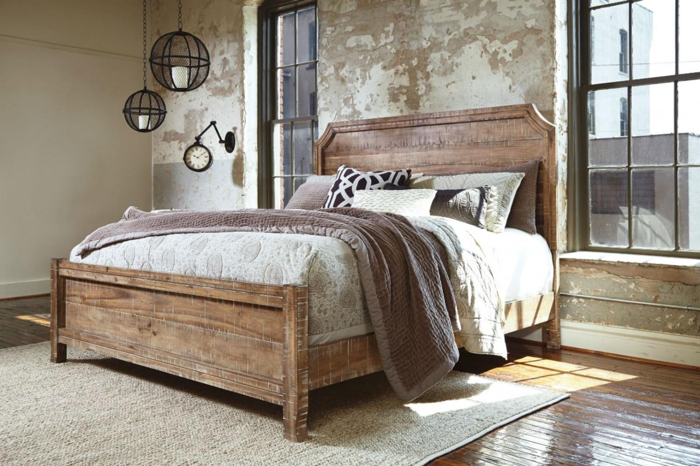 Style File: San Francisco Rustic Furniture Creates Reclaimed Retreat