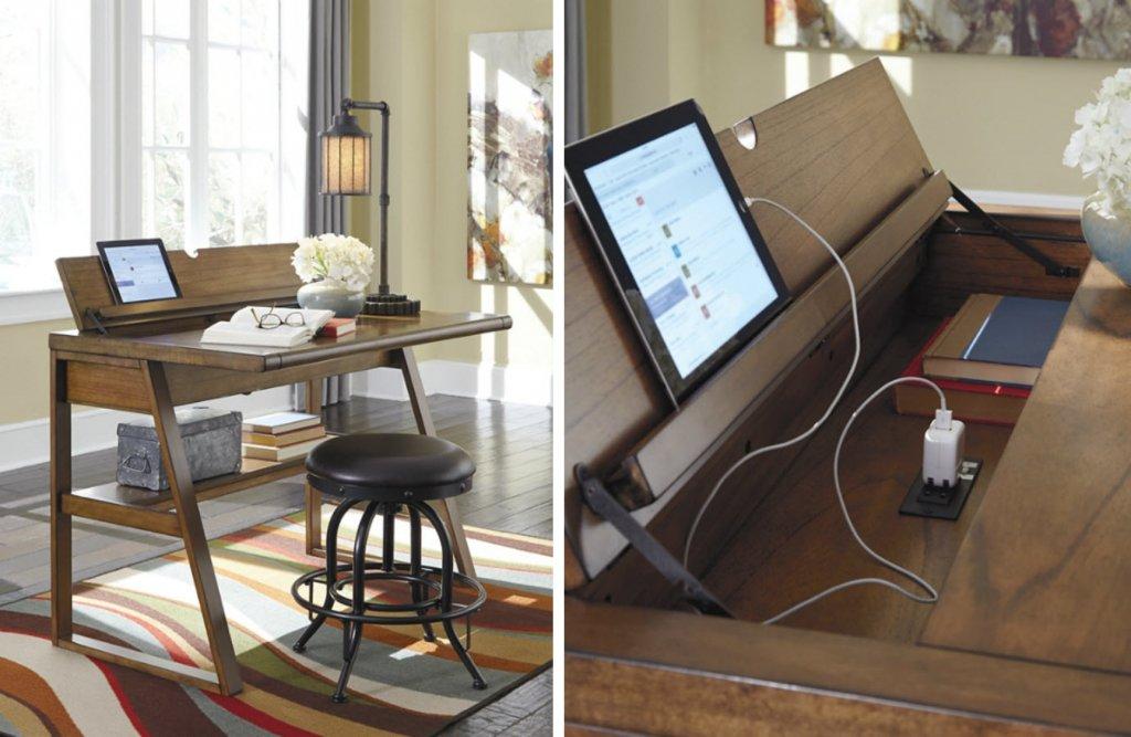Birnalla Home Office Desk