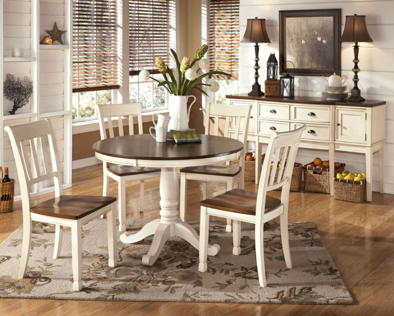 Hungry For Style: Vintage Country Dining