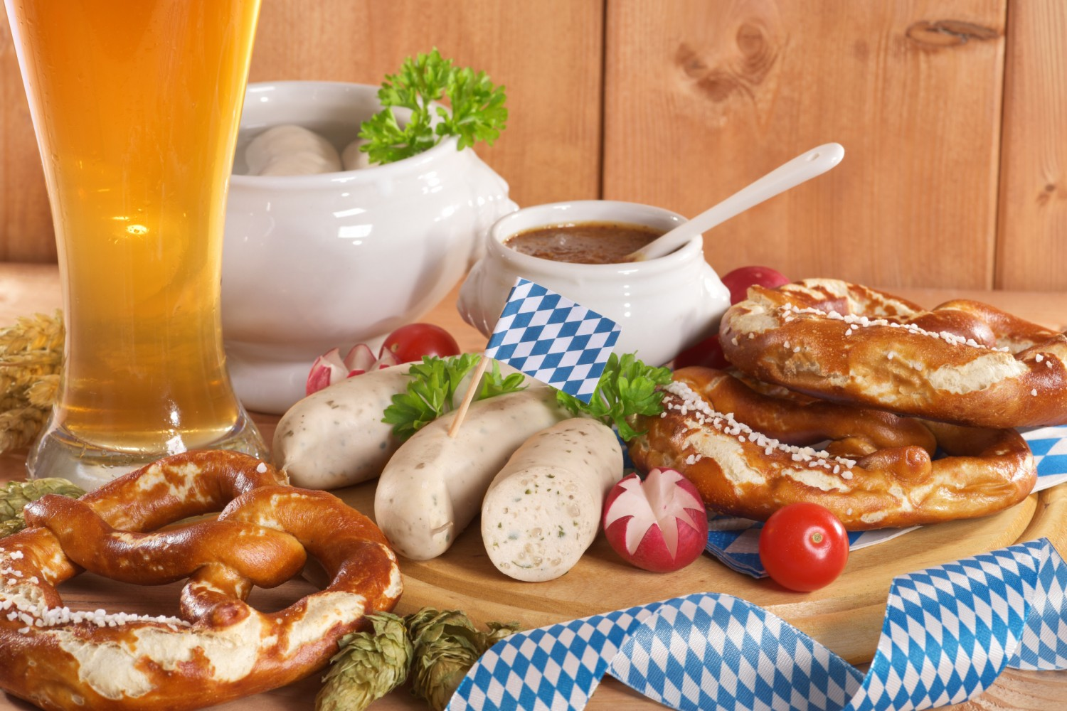 how to host an oktoberfest party in style