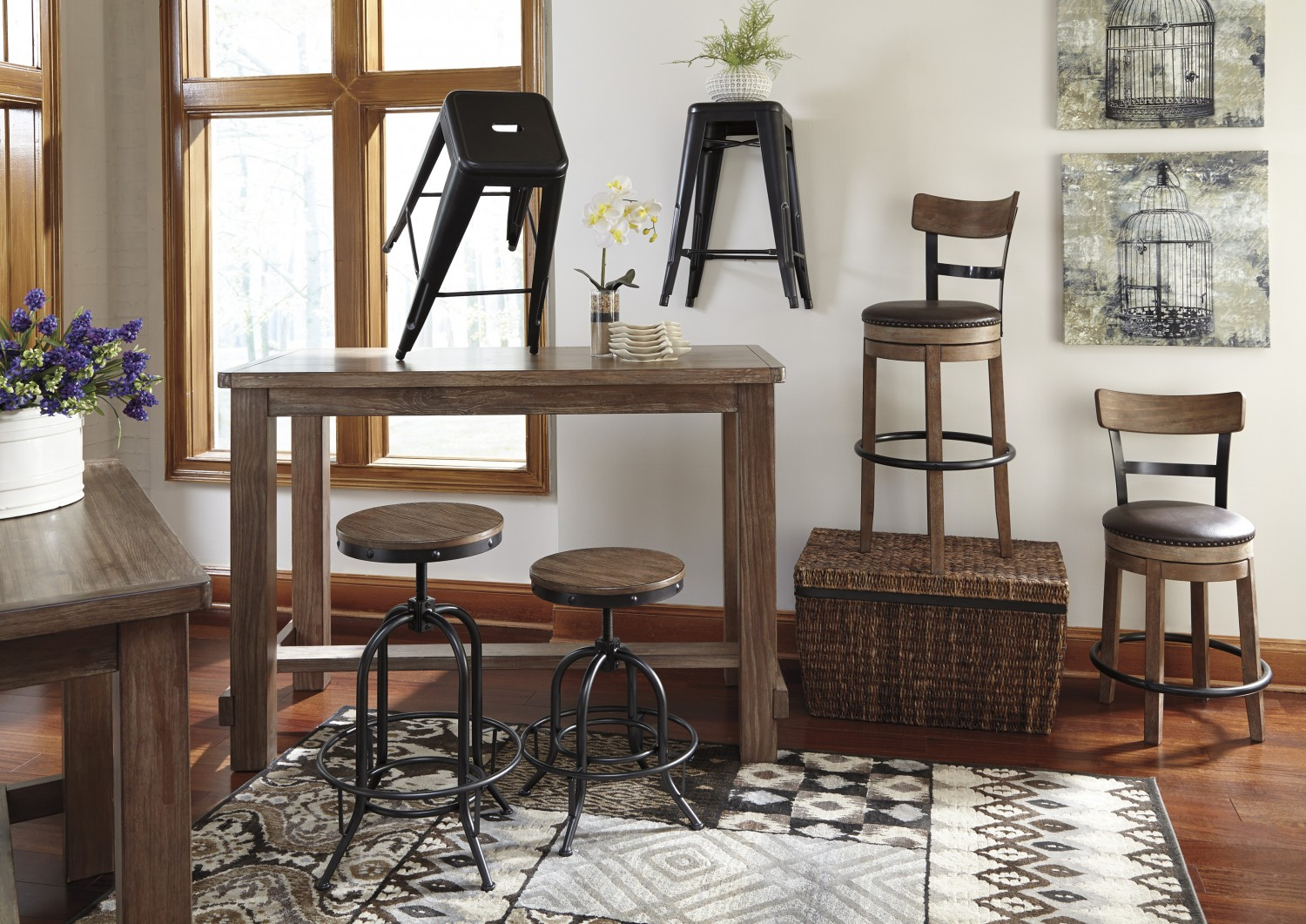 Dining Room Chairs: How To Get An Effortlessly Eclectic Look
