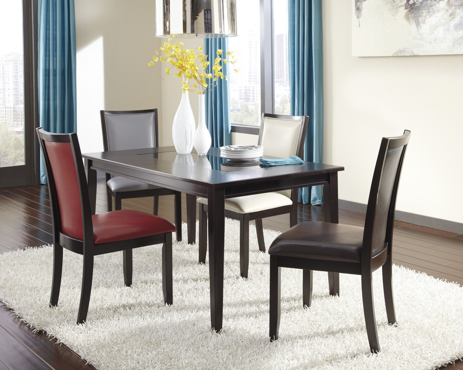Dining Room Chairs: How to Mix and Match | Ashley Furniture