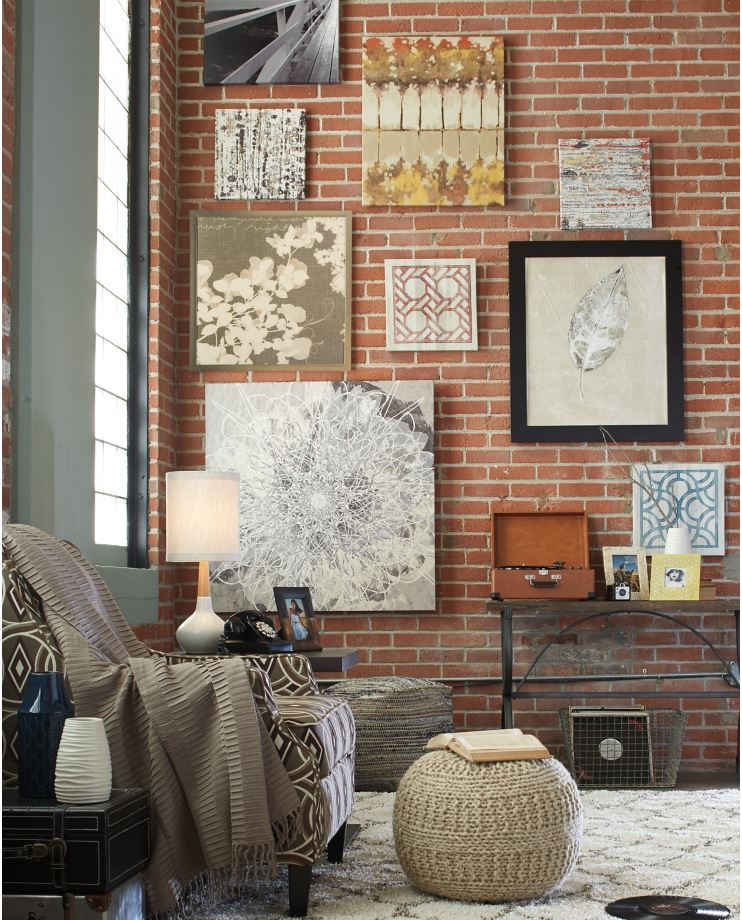 Homestore Gallery: CREATE GALLERY WALLS IN 3 FUN STEPS