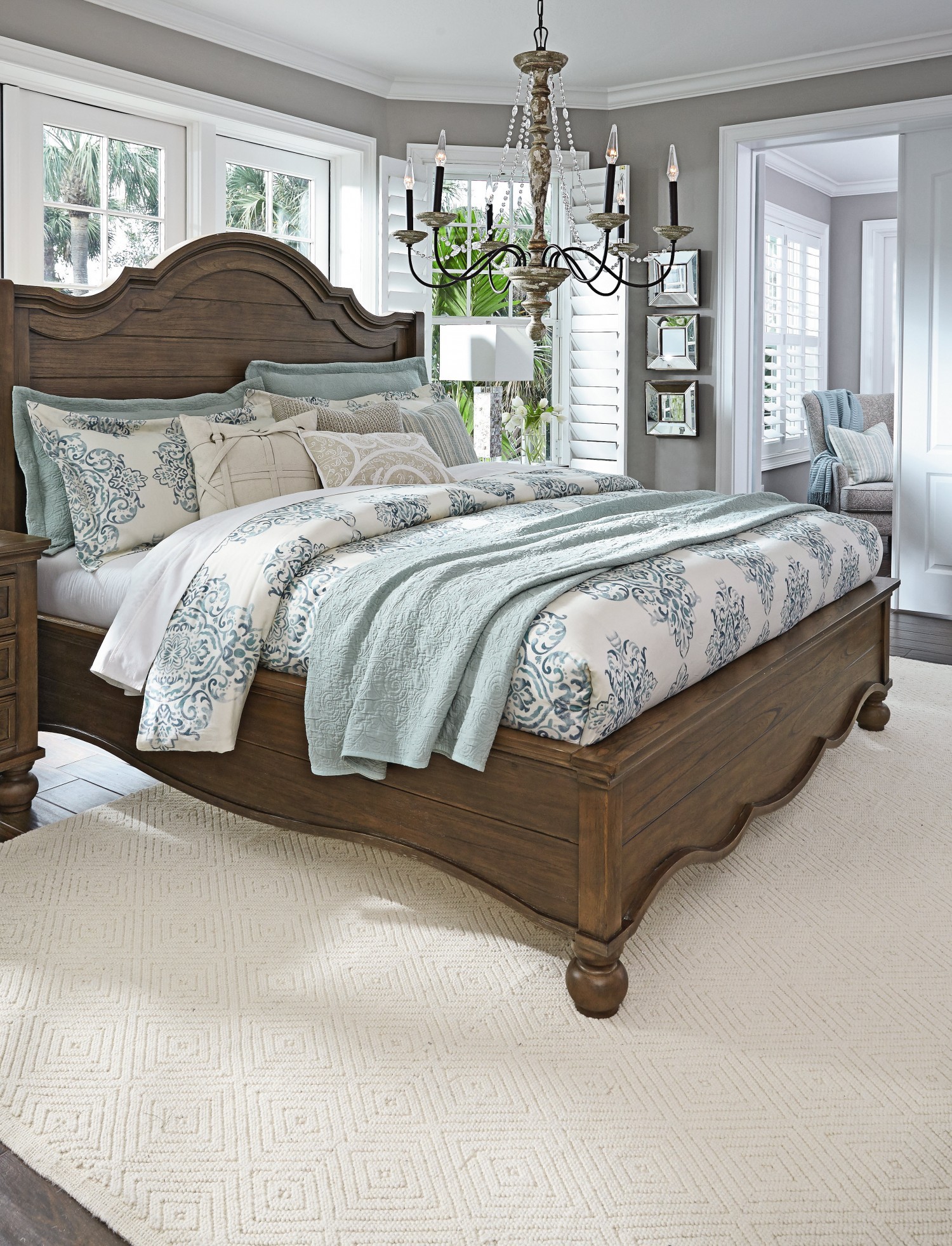 Ashley Furniture Clearance Sales 70 Off Spring Awakening Freshen The Bed In A Beautiful Way
