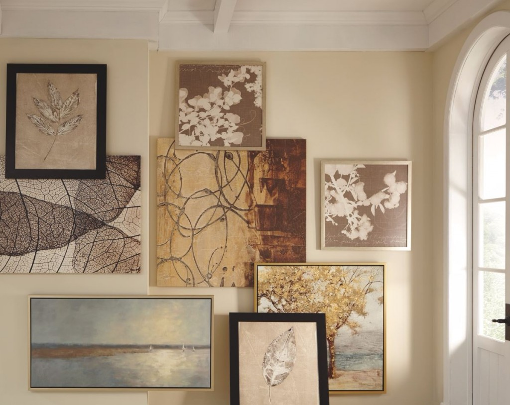 Ashley furniture Wall Art