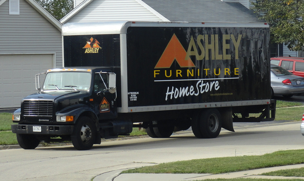 . Successful Furniture Delivery Tips   Ashley Furniture