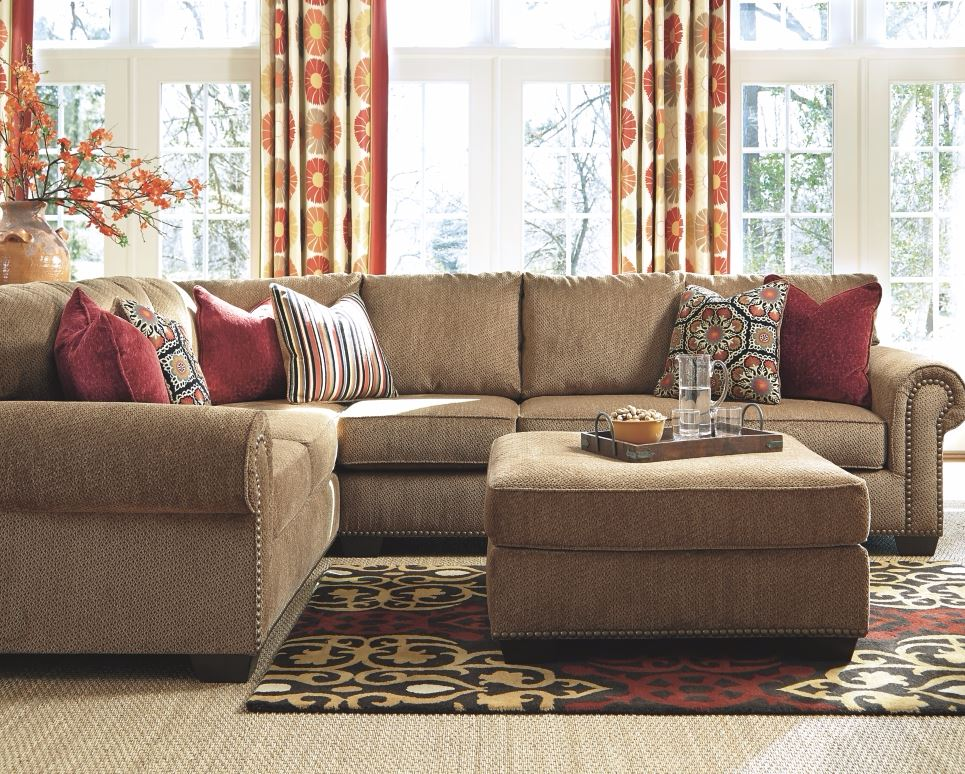 Ashley furniture clearance sales 70 off 5 tips for for Sectional couch clearance sale