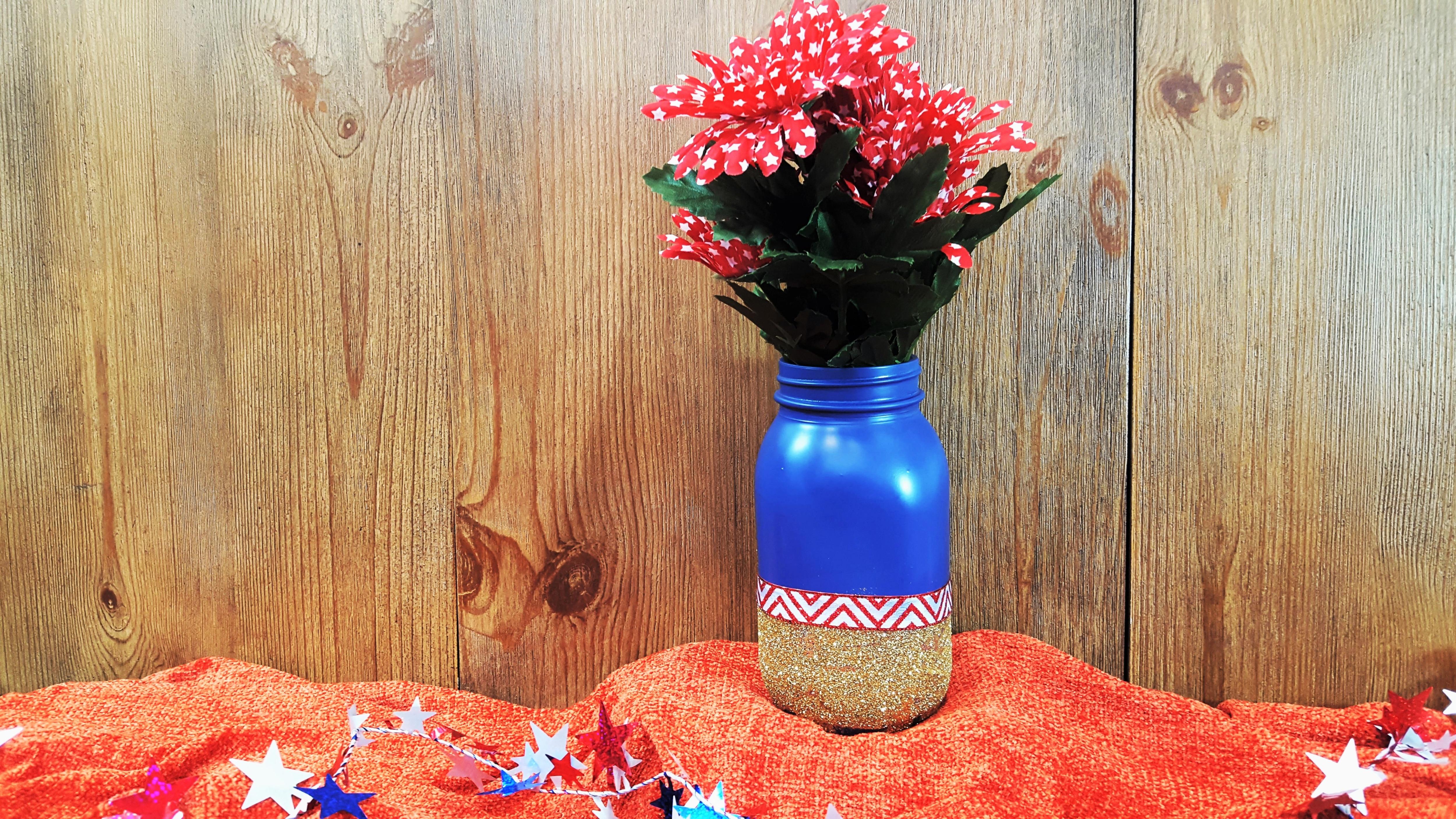 Sparkler Jar