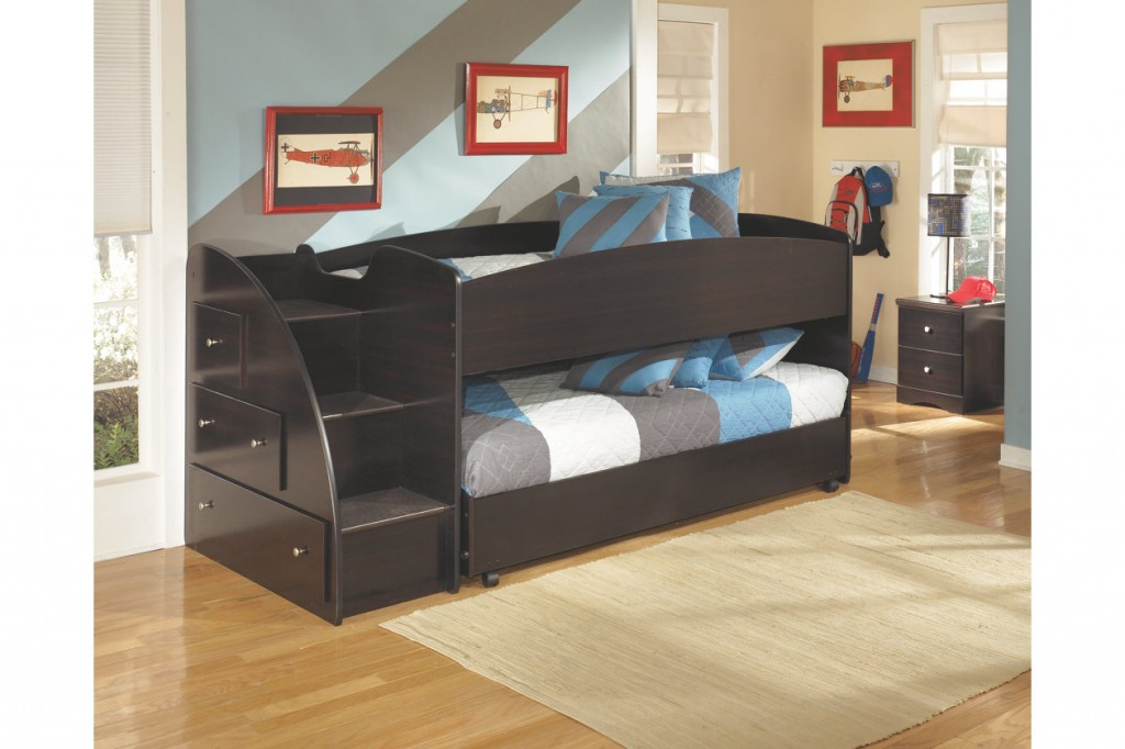 Top 5 Benefits Of Bunk Beds Ashley Furniture Homestore