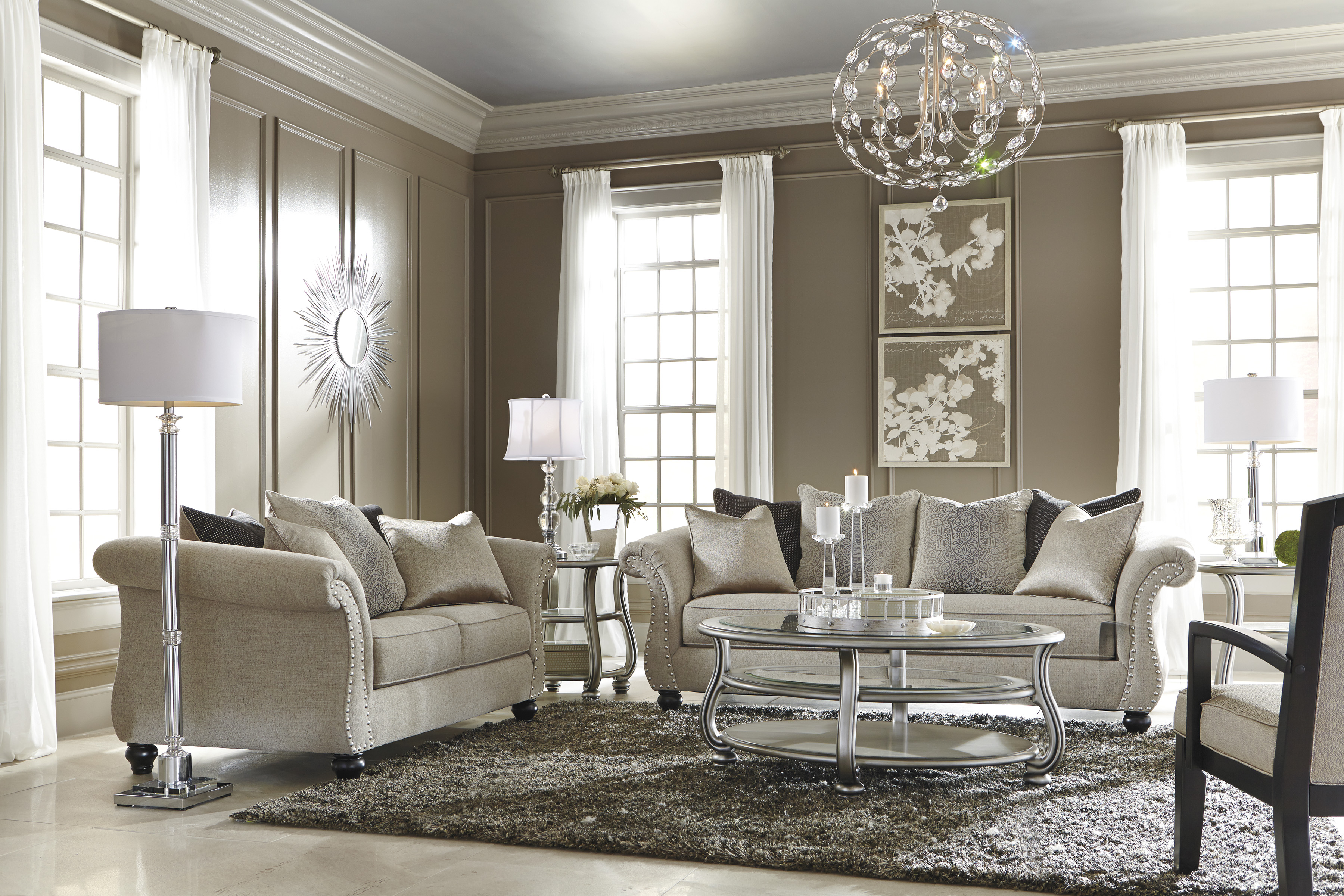 Grand Elegance: The Inspiration - Ashley Furniture HomeStore Blog