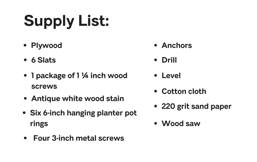 Supply List- (1)