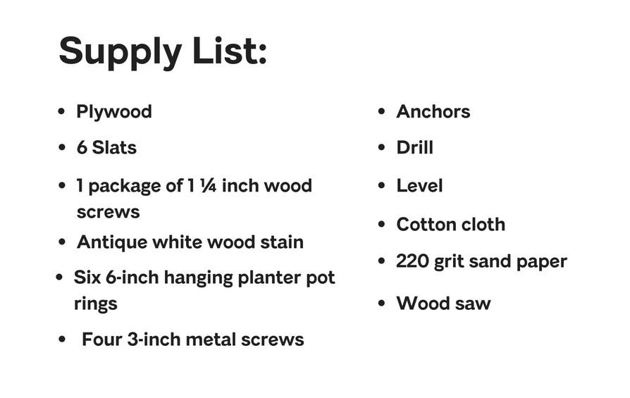 Supply List- (1)