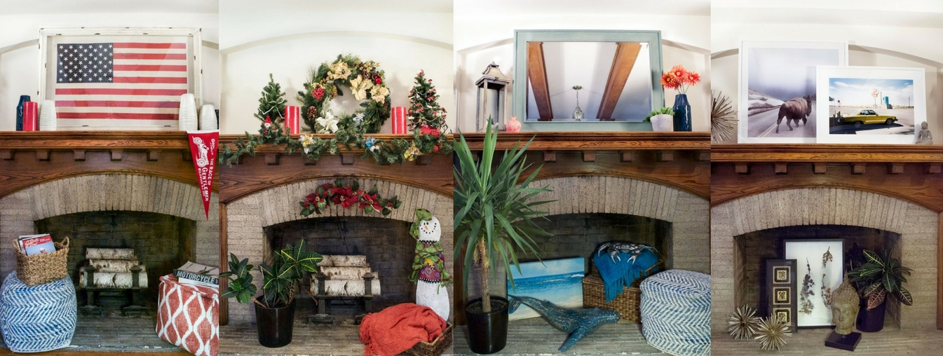 Tips for Decorating your Fireplace Ashley Furniture