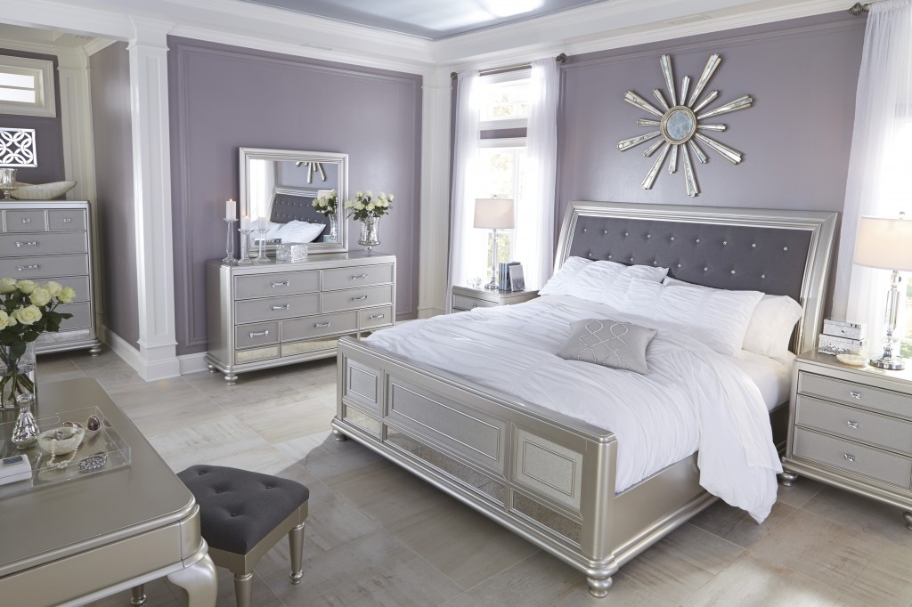 Grand Elegance The Inspiration XO Ashley - Grand furniture bedroom sets