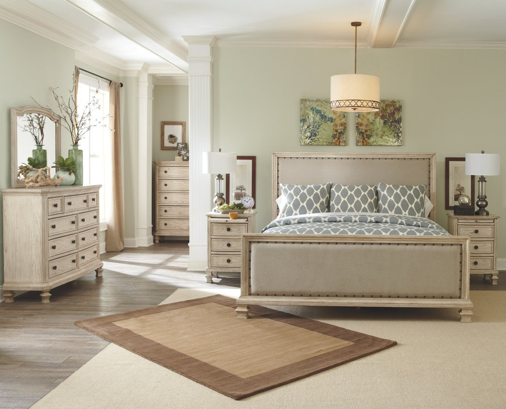 Vintage Casual  The Inspiration   Ashley Furniture HomeStore Blog. Ashley Bedroom Collection. Home Design Ideas