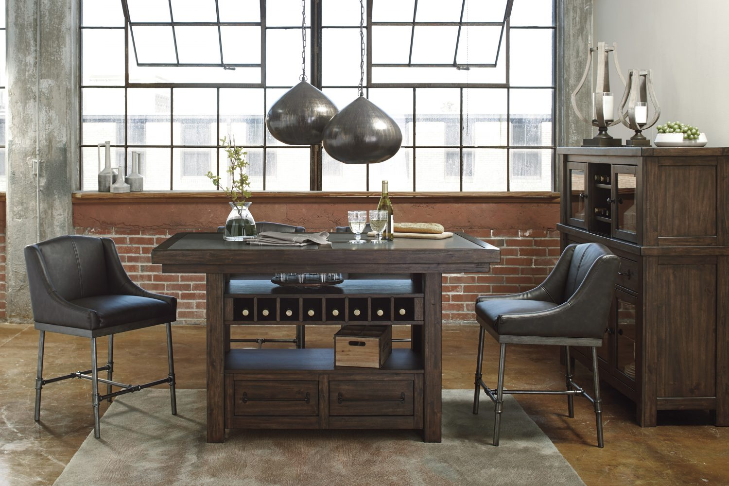 Top Picks To Inspire An Urban Industrial Home Ashley