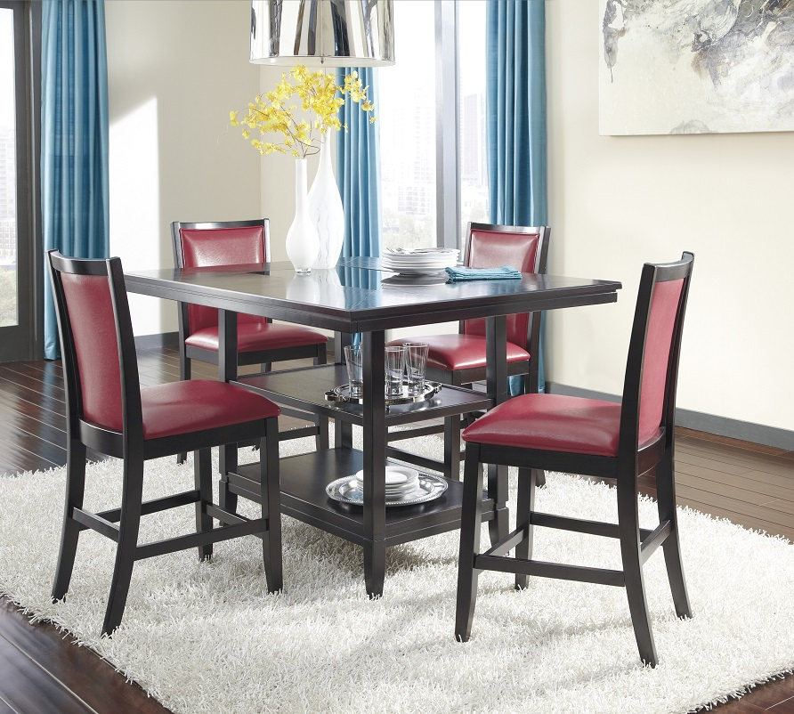 How To Choose The Right Dining Table | Ashley Furniture HomeStore