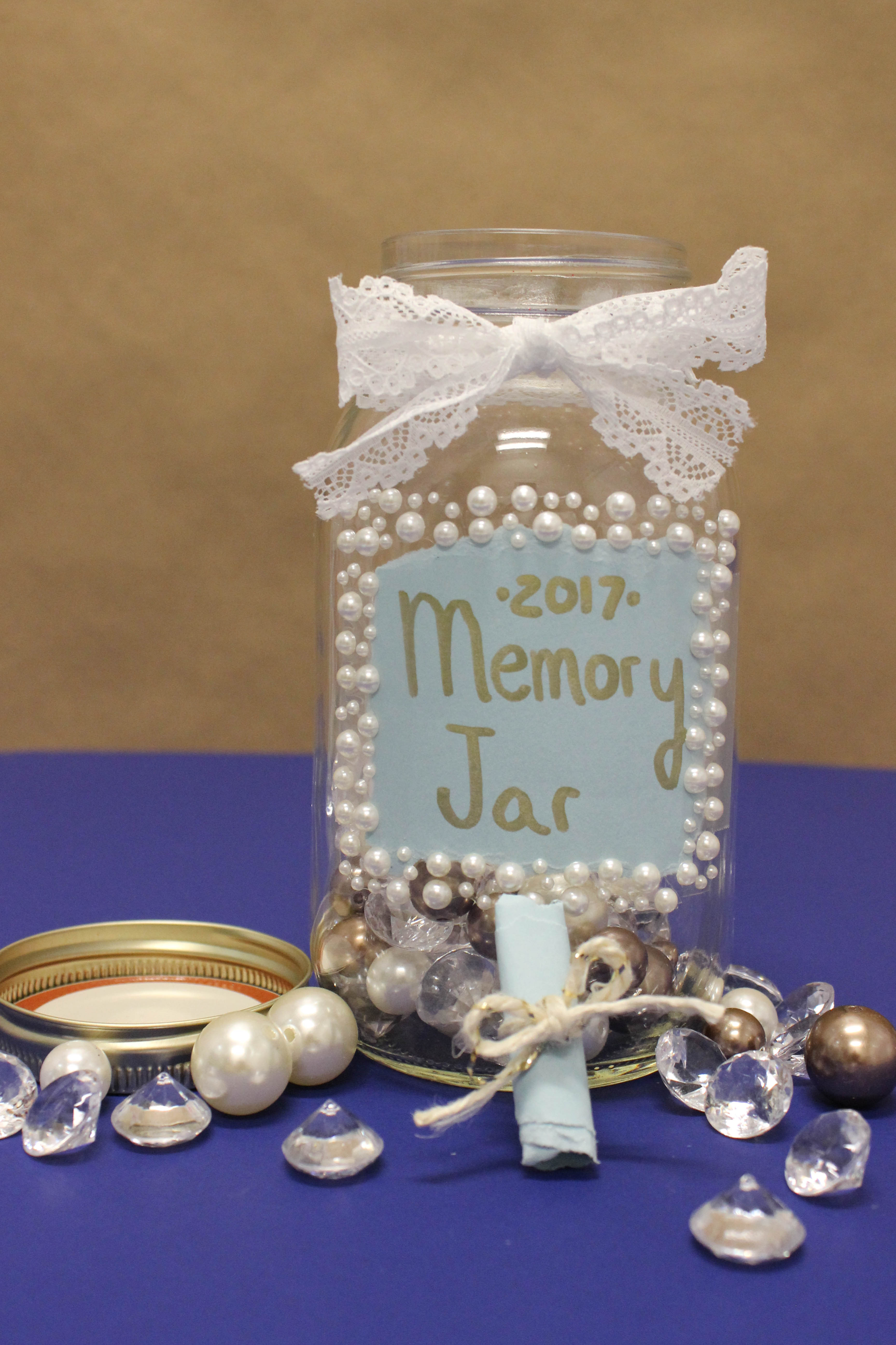 Looking Forward To 2017 Diy Memory Keeper Jar Ashley