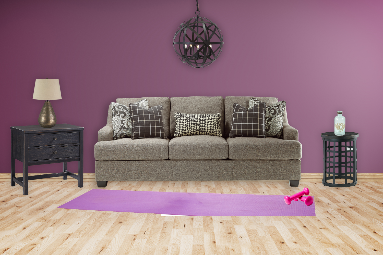New Year S Resolutions Part 3 Getting Fit With Your Furniture Ashley Furniture Homestore Blog