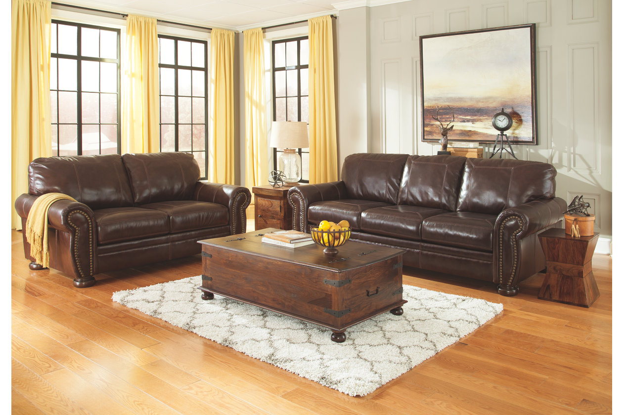 Easy leather care tips ashley furniture homestore blog for Ashley furniture