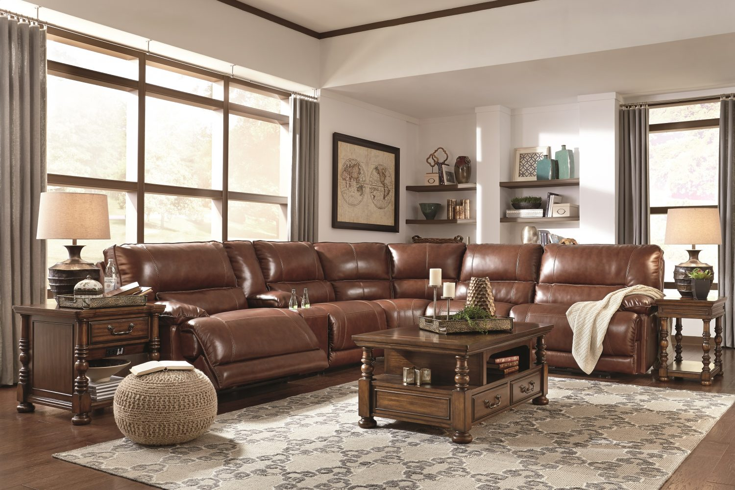 Put Your Game Day Plan In Motion Ashley Furniture