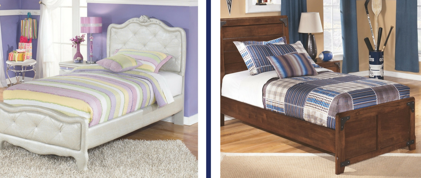 Kids Room Furniture Warehouse : KIDS' ROOMS, WHEN IT'S TIME FOR CHANGE - Ashley Furniture ...