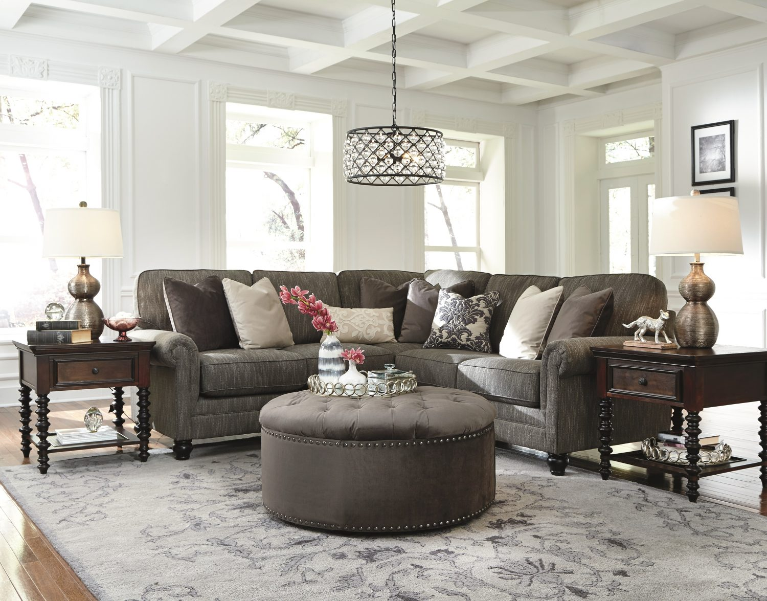 Going Gray is the Stylish Way to Go Ashley Furniture