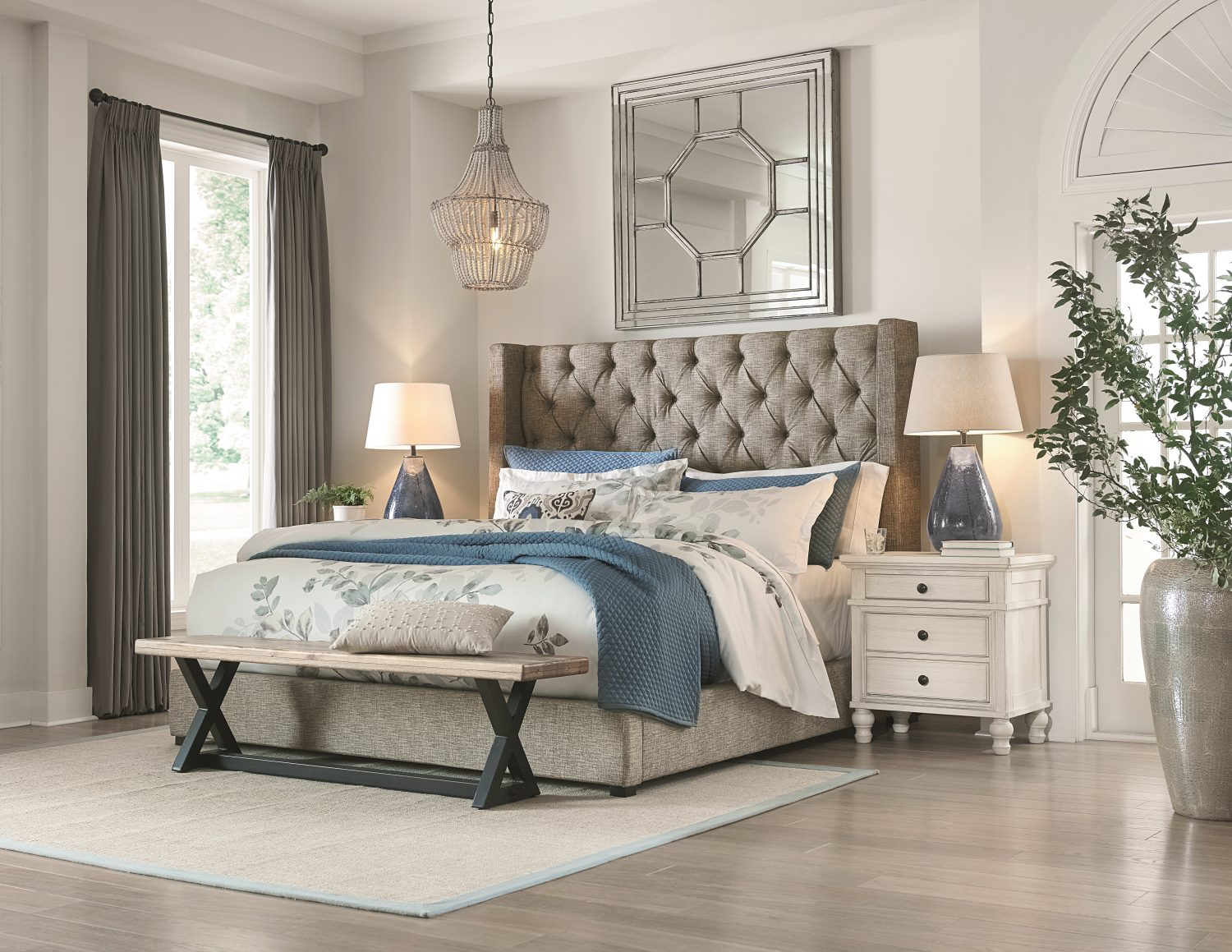 Our Instagram Stars: The Sorinella Bed Edition - Ashley Furniture HomeStore Blog