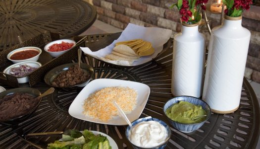 Let's Taco Bout It: How To Create A Taco Bar