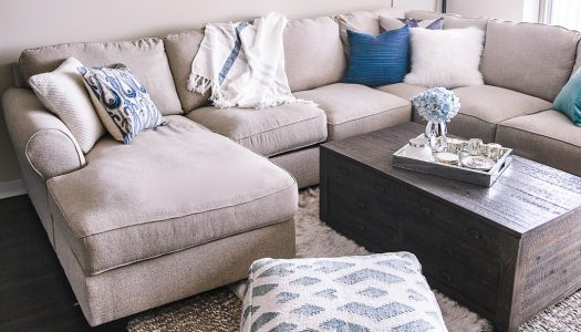 Spring Living Room Refresh With Jenna Colgrove