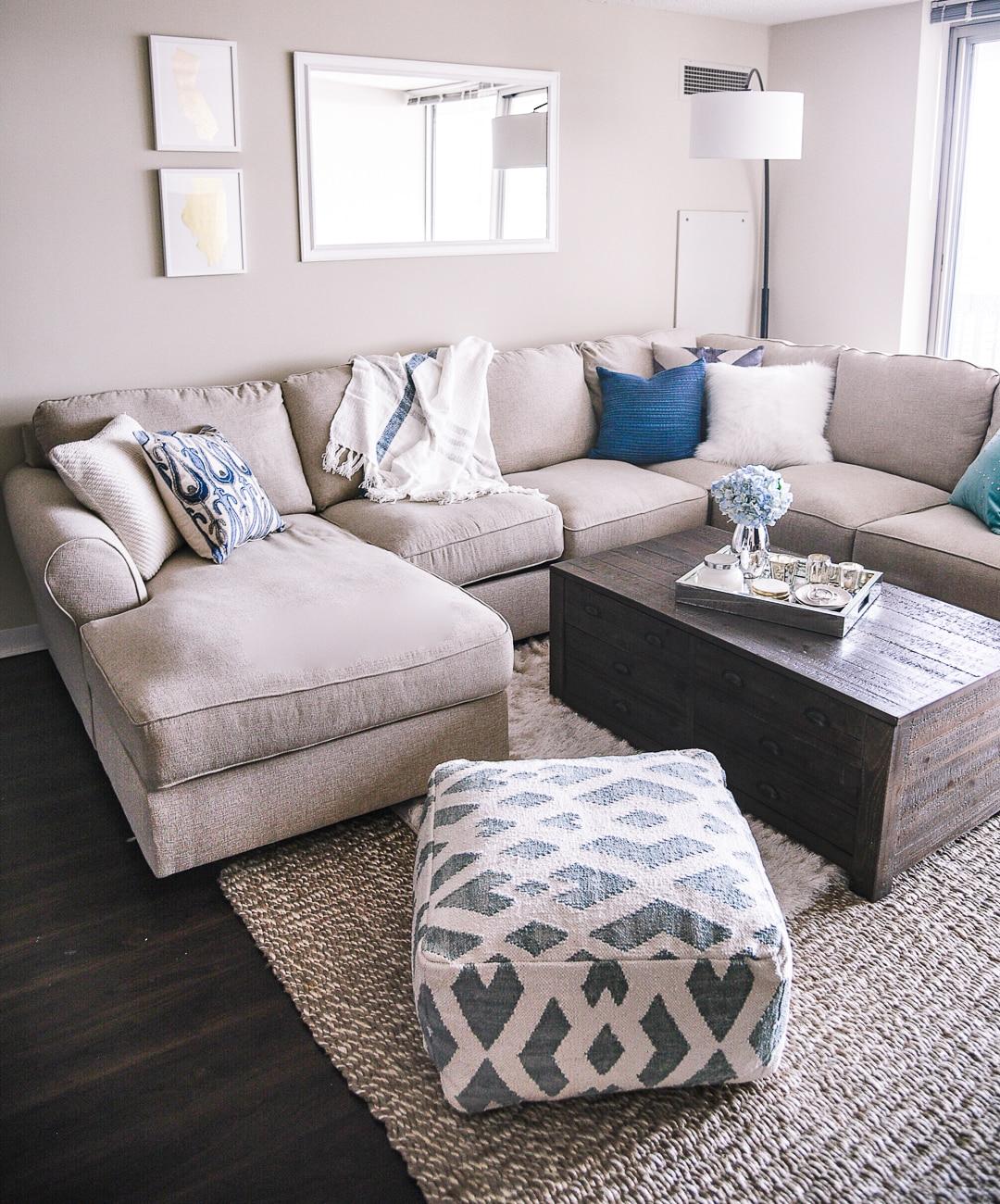 Spring Living Room Refresh With Jenna Colgrove - XO Ashley