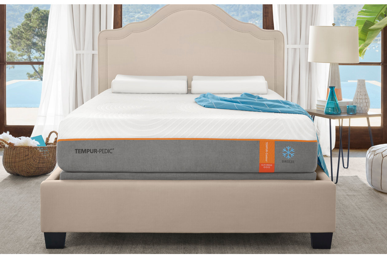 sale retailer 554ae 18852 Compare Tempur-Pedic Mattresses | Ashley Furniture HomeStore