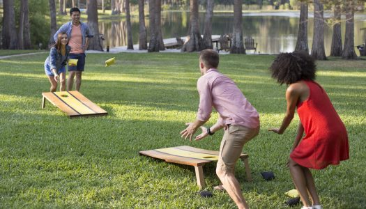 5 Simple and Fun DIY Outdoor Games