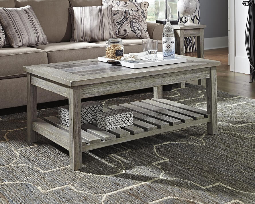 Coffee Table Dimension Guide Ashley Furniture HomeStore