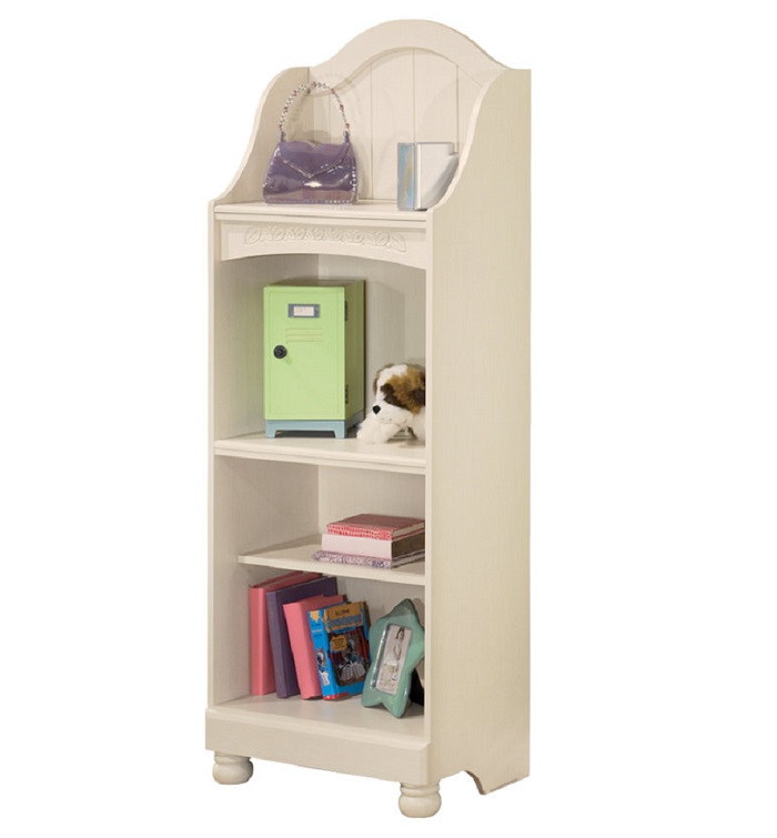 find the spot for your bookcases and cabinets