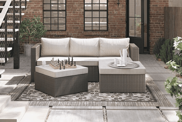 Best furniture for small outdoor spaces ashley furniture - Best couches for small apartments ...
