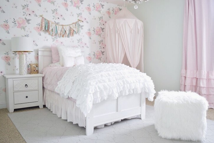 kids bedroom makeovers with blogger robin long - Kids Rooms