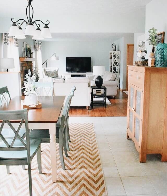 How To Create A Beachy Dining Area Ashley Homestore