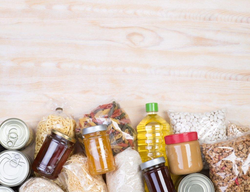 non perishable food items